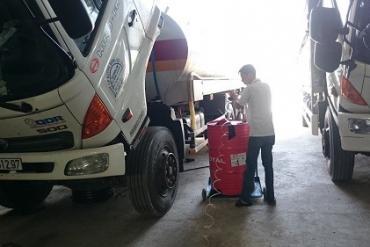 Hướng dẫn cách bảo dưỡng xe tải định kỳ